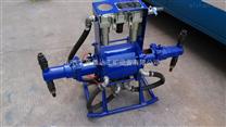 双缸注浆泵2ZBQ气动注浆泵防水堵漏注浆机湖北山西吉林代理商