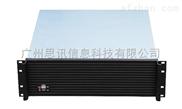 思讯16路1080P高清解码电视墙服务器,一接四屏,无限分割