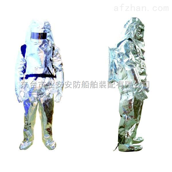 防火隔热防护服CCS认证|消防员隔热服规格要求