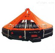 船用抛投式气胀救生筏、救生筏