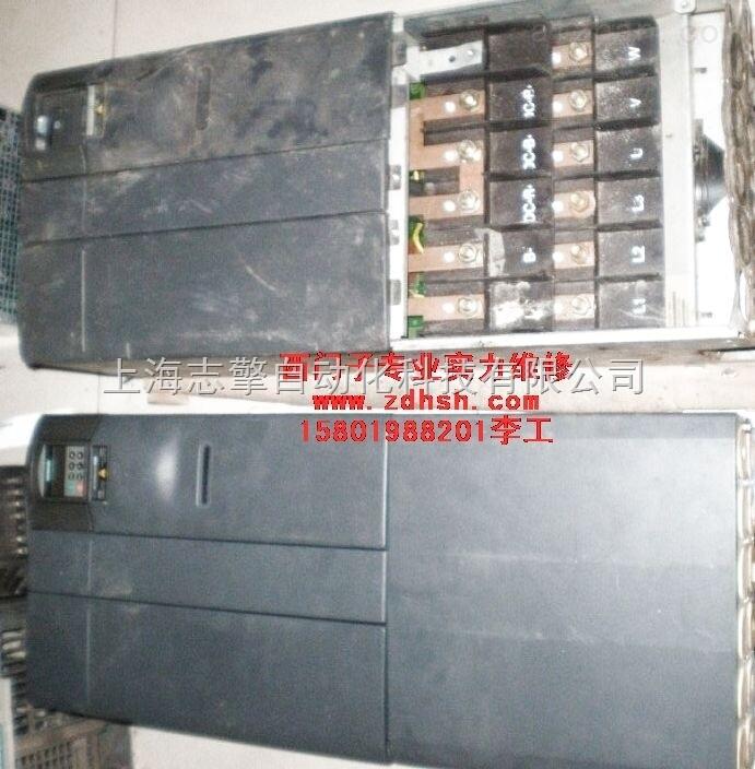 西门子MM430变频器炸模块