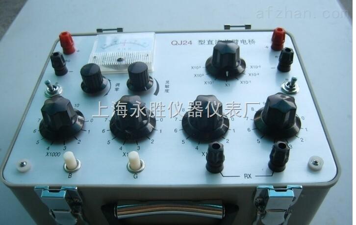qj33型直流双臂电桥