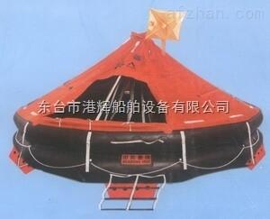 南京气胀抛投式救生筏制造商