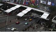 交通信息视频检测摄像机,智能交通车辆诱导系统