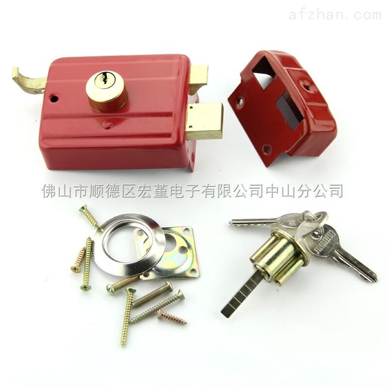 老式防盗门锁 556锁