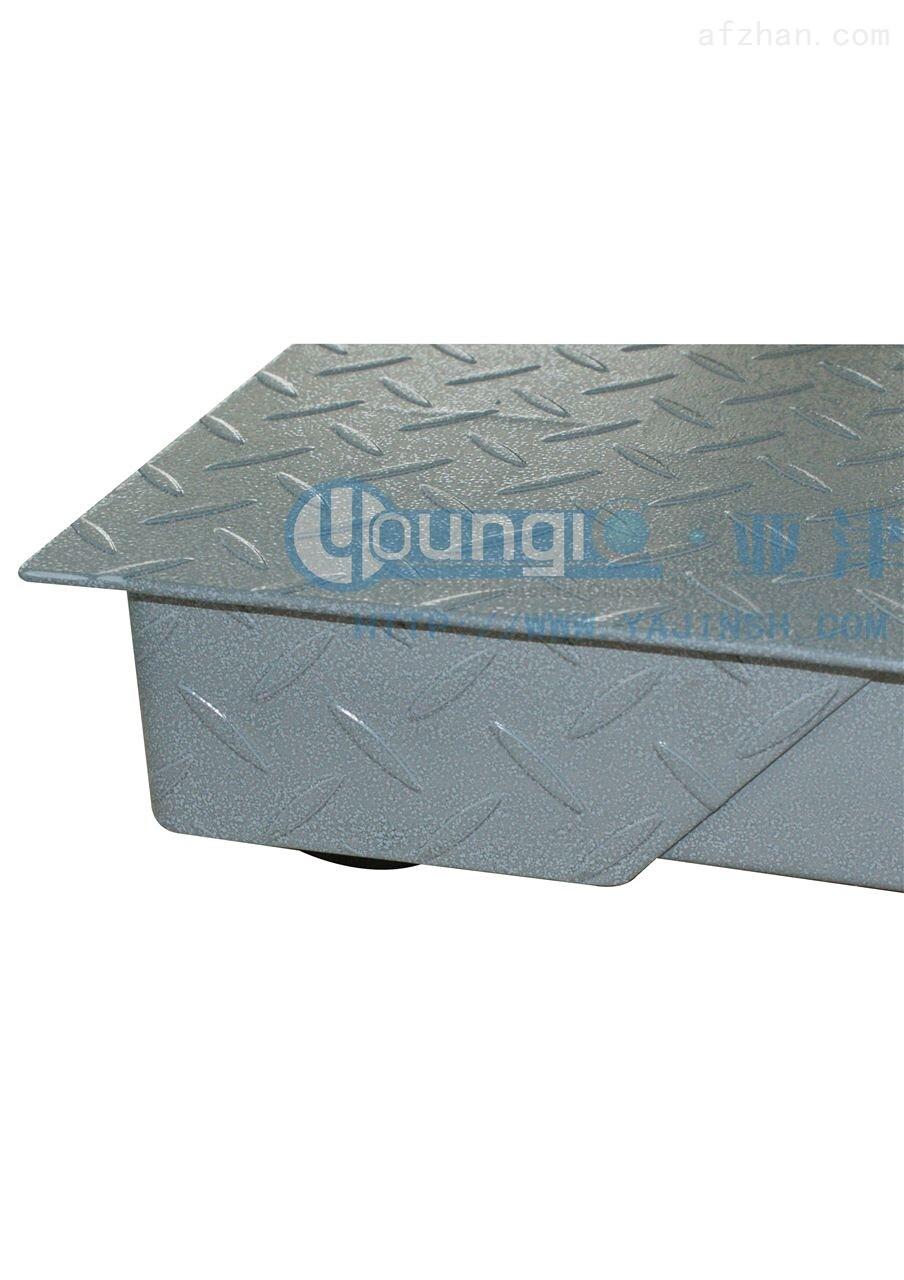 上海亚津定制生产电子地磅2吨单层