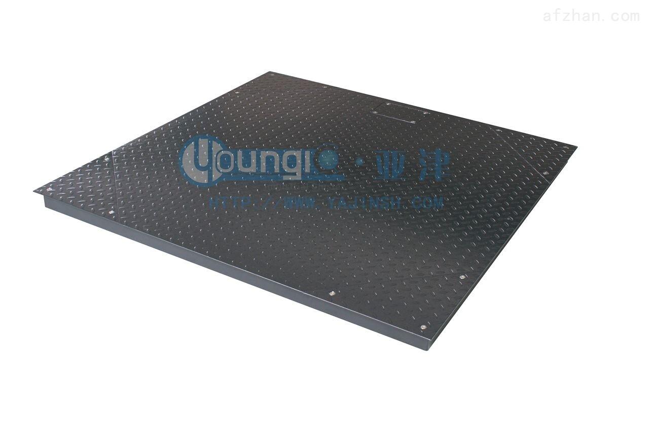 定制生产电子地磅单层碳钢