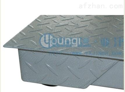 2吨单层碳钢报警功能电子磅