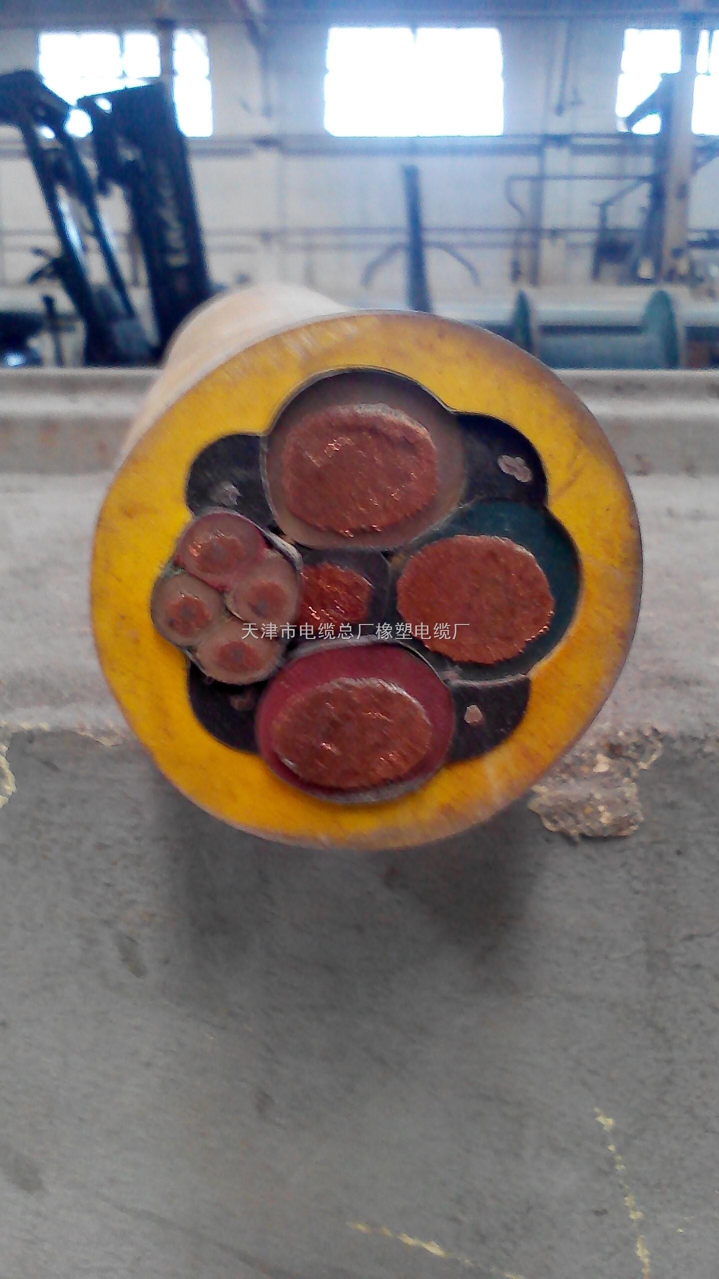 MCP矿用橡套软电缆,MCP3*25采煤机橡套电缆