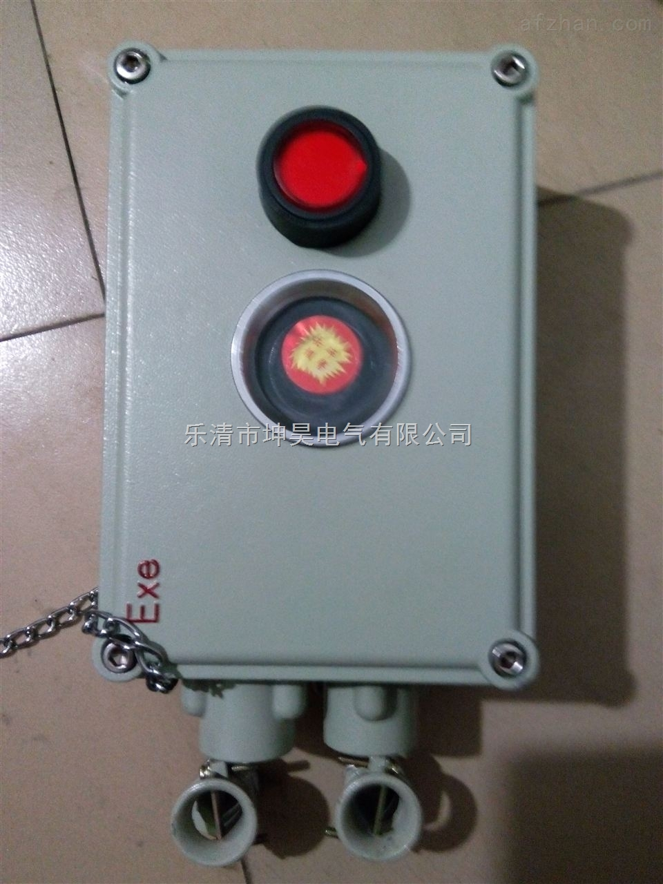 bxn-2双回路/防爆消防火灾/报警按钮