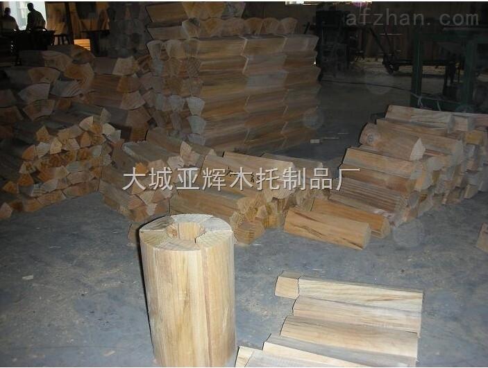 系列产品的形状:方圆、全圆、方形、锯齿、木块、弧形45度、60度、120度、180度等可按客户要求制作。 4.红松木管托系列产品规格:Φ27、34、43、48、60、76、89、108、133、159、165、219、273、325、377、426、480、530、630、720、820、916、1020等型号。 5.红松木管托系列产品型号:30*30mm 40*40mm 50*50mm 60*60mm 80*80mm 100*100mm 150*150mm 200*200mm 250*250mm