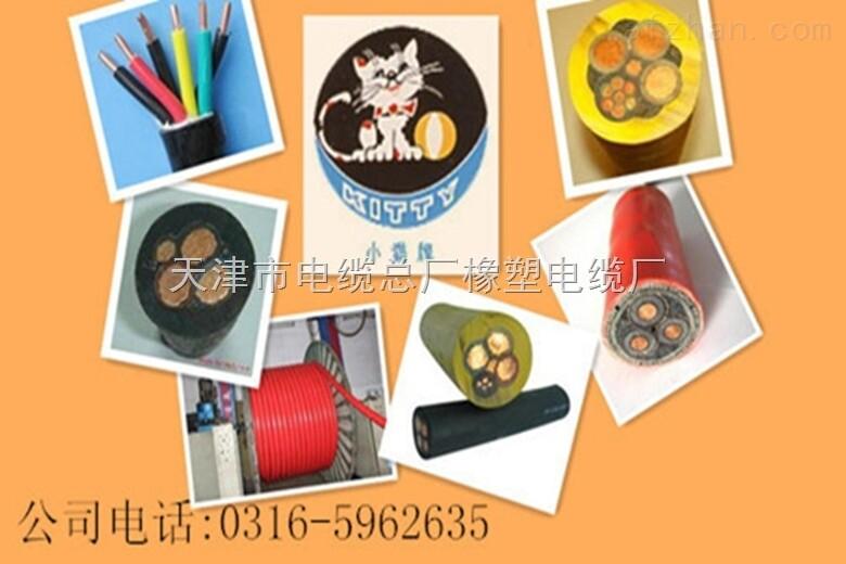 机电设备用耐火控制电缆NH-KVV22 6*4