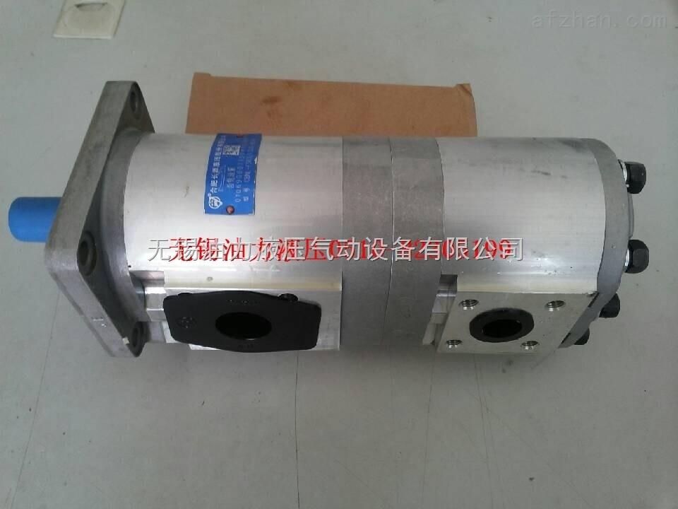 长源双联泵CBNL-F525/F516-BFHL