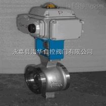 VQ940F/H调节V型球阀