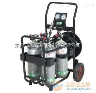 供应推车式移动长管呼吸器