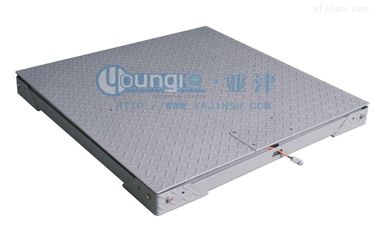 1吨CE认证地磅P772A-NN-0808双层电子地磅