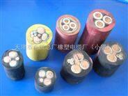 矿用电缆myp1140v矿用橡套软电缆3*10 1*6