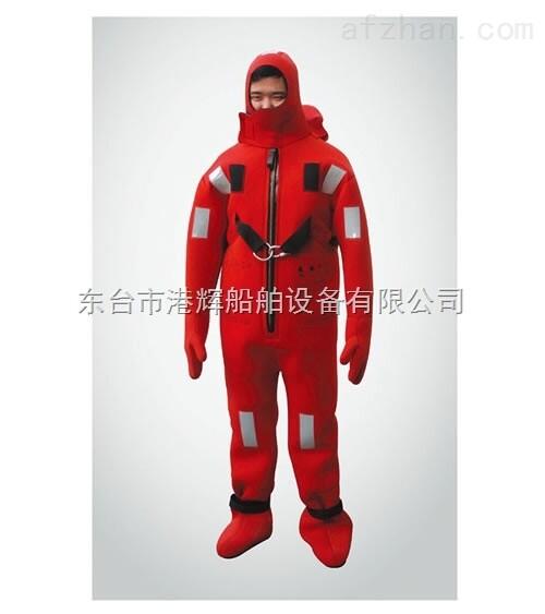 船用救生系列;绝热型浸水保温服 保温救生服 保温防水服