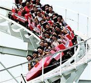 旅游景区漂流,过山车,游乐场自动高速拍照冲印系统