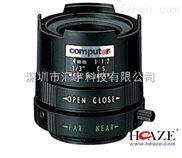 日本Computar定焦手動光圈鏡頭 4mm定焦鏡頭