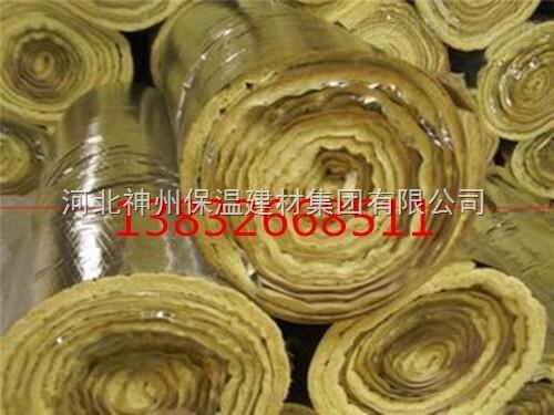 玻璃棉卷毡生产厂家,钢结构屋顶保温棉价格图片