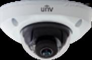 宇视 IPC-S322-IR 1080P定焦红外碟形网络摄像机