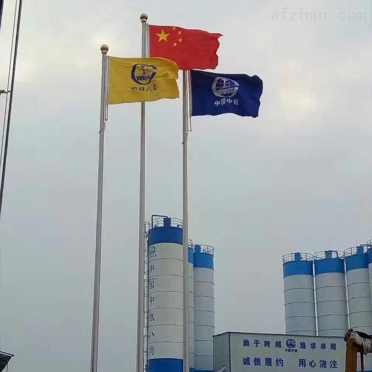 浙江杭州不锈钢旗杆制作,杭州旗杆厂家