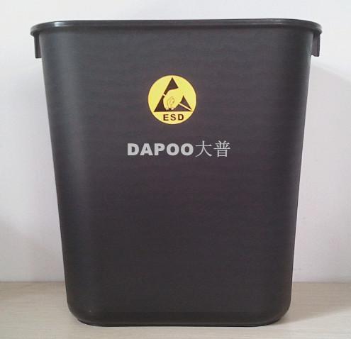 dp-741-汕头方形防静电垃圾桶-东莞市大普防静电设备