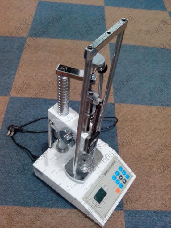 数显式弹簧拉压力试验机图片