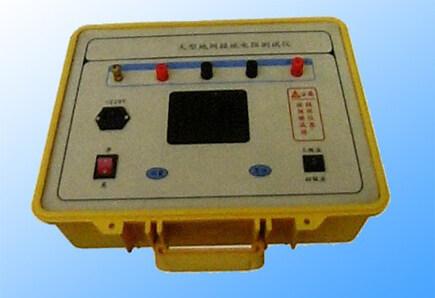 大型地网接地电阻测试仪产品特性
