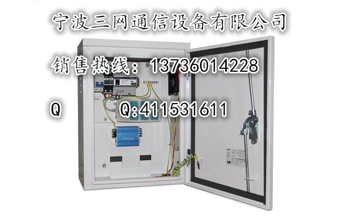 箱体在集成各个模块的基础上,专门留有标记清晰的对外接口,接线