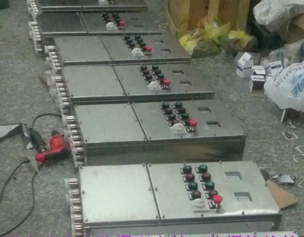 浙江304不锈钢防爆电控箱价格