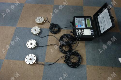 多通道手持拉力测量仪图片