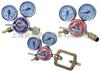 YQY07-OF02氧气减压器,YQE03-AF02乙炔减压器,YQW03-PF02丙烷减压器