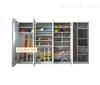ST智能电力安全工具柜 高压验电器存放柜